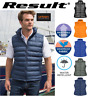 MENS Padded Lined Puffer WARM Insulated Windproof GILET BODYWARMER XS,S,M,L,XL