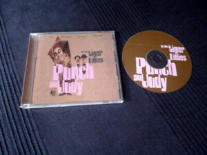 CD The Tiger Lillies - Punch And Judy | Macabre Avant-garde Black Humor Cabaret