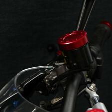 Pro Bolt Red Alu Round Front Brake Reservoir Cap Ducati SS 900 Nuda EU 1991-1998