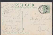 Genealogy Postcard - Drew - 52 Rayleigh Road, Southville, Bristol  RF1044