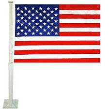 USA Car Auto Window Flag