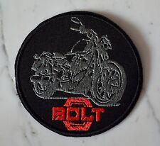 BOLT RIDER BIKE 950 PATCH Aufnäher Parche brodé patche toppa XV950 STAR yamaha
