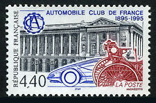 France 2499, MNH. Automobile Club of France, cent. 1995