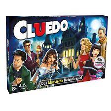 Hasbro Gaming Cluedo, Brettspiel