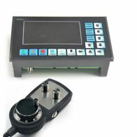 DDCSV2.1 CNC 4-Axis Motion Controller Stepper Motor Driver + Handwheel E Stop