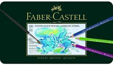 FABER-CASTELL - ALBRECHT DURER- ARTISTS QUALITY WATERCOLOUR PENCILS - 120 SET