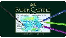 FABER-CASTELL-Albrecht Durer-Artisti Acquerello di qualità Matite-Set 120