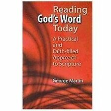 """NEW """"Reading God's Word Today"""" A Practical & Faith-Filled Approach to Scripture"""