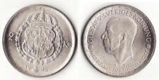 Suède : 2 Kronor 1945 TS Argent