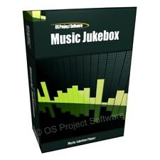 Organise Your Music - MP3 Jukebox Media Player Software
