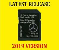 2019 MERCEDES-BENZ C CLASS GPS SD Card: A2139069807