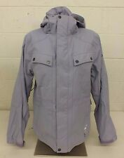 Burton High-Quality Light Purple Technical Shell Jacket Women's Medium EXCELLENT