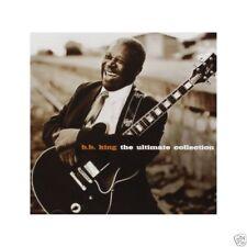 CD de musique pour Blues B.B. King, sur album