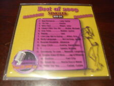BEST OF 2009 VOL 4 SINGLES KARAOKE DISC B09-04 CD+G POP LADY GAGA JUSTIN BIEBER