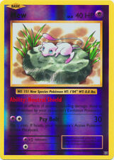 x1 Mew - 53/108 - Holo Rare - Reverse Holo Pokemon XY Evolutions M/NM