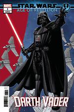 Star Wars Age of Rebellion Darth Vader #1 McKone Variant Marvel 2019