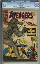 Avengers #37 CGC 4.5