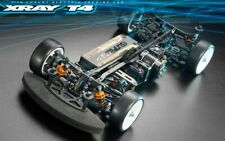 Xray T4 2020 1/10 Electric Touring Car Aluminum Chassis Kit - XRA300027