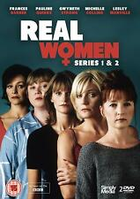 Real Women The Complete Series 1 and 2 BBC DVD Pauline Quirke Frances Barber