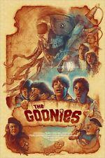 "The Goonies Movie 80'S 2.5"" X 3.5"" Fridge Magnet #1"