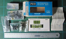 Peco Wonderful Wagon 5-plank Kingsbury Kit Unmade - Parts still in bags