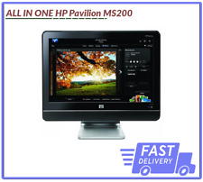 Cheap All in One HP Pavilion MS200 AMD Dual Core 3250e 4GB RAM 320GB HDD Win 10