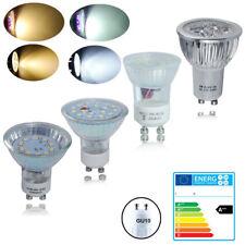4/10x GU10 7W 6W 5W 3W LED =30-50W Spotlight lampes SMD économie ampoule Spot