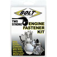 Bolt Motorcycle Hardware Engine Fastener Kit for Honda CR 125 R 90-07 E-C1-9007