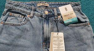 Brand New Vintage Mom Jeans - High Waist - Size 8