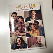 This is Us DVD season 3 complete « Je te Promets »