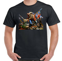 S.A.S. - The Trooper - Mens Army T-Shirt Military British Special Forces