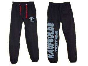 "Raufbolde Streetwear Sporthose ""Sport Auf!"" Bodybuilding, Fitness, Training"