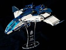 Marvel Lego 76032 Quinjet Chase - custom display stand only