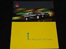 MITSUBISHI COLT 1.3GLX, 1,6 GLX, 1.6 MIRAGE UK SALES BROCHURE - DATED JULY 1998