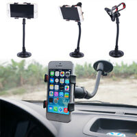 Universal 360° Car Windscreen Dashboard Holder Mount For GPS Mobile Ph UK