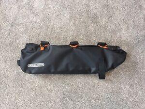 ortlieb bicycle bag Frame Bag RC Bikepacking Toptube Waterproof Framepack Canyon