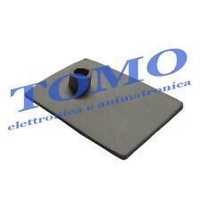 Appoggio termoconduttivo in silicone per transistor TO220 mica code SMICATO2202