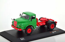 1:43 Ixo MAN 19.280H towing vehicle 1971 green/red/black