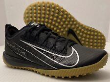 New listing NIKE Alpha Huarache 7 Pro Turf Lax Shoes CJ0235-001 Black (MEN'S 10) *NO BOX*