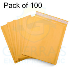 Bubble Mailers Packaging Padded Shipping Protection Envelopes 8.5x12 Inches