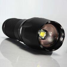 Tactical  Military XT808 2000LM LED Flashlight Torch G700 X800 Shadowhawk Design