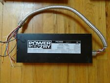 LITHONIA PS3000 POWER SENTRY, INVERTER / CHARGER EMERGENCY LIGHTING SYSTEM