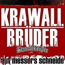 KRAWALLBRÜDER - Auf Messers Schneide - CD - 4046661611120