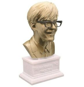 Stephen Hawking (young) 7 inch 3D Printed Bust Famous Physicist Art FREE SHIP
