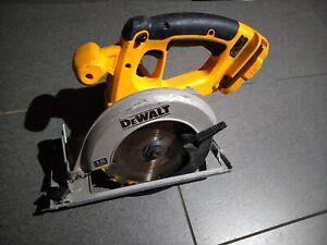 DEWALT DC390 18V Cordless Circular Handsaw Skin Only