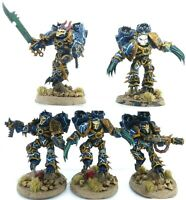 Warhammer 40k Night Lords Chaos Space Marines Raptors Kill Team