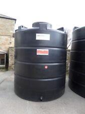 £600+Vat 5000 Litre Vertical Water Storage Tank Rain Harvesting Bowser tractor
