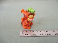 Mattel PVC Tigger Hundred Acre Wood Figure with Green Frog