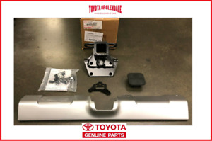 2007-2014 TOYOTA FJ CRUISER TOW HITCH KIT GENUINE OEM FAST SHIPPING PT228-60060