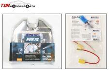 NOKYA H3 Cosmic White 5000K 80W Halogen Light Bulbs+Wire Harnesses